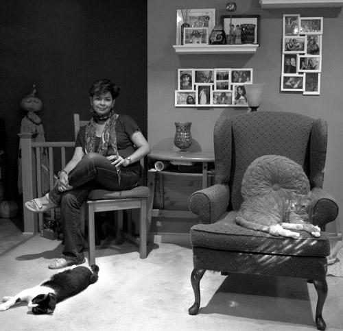 Family Portrait, Cindy Malhotra 2012
