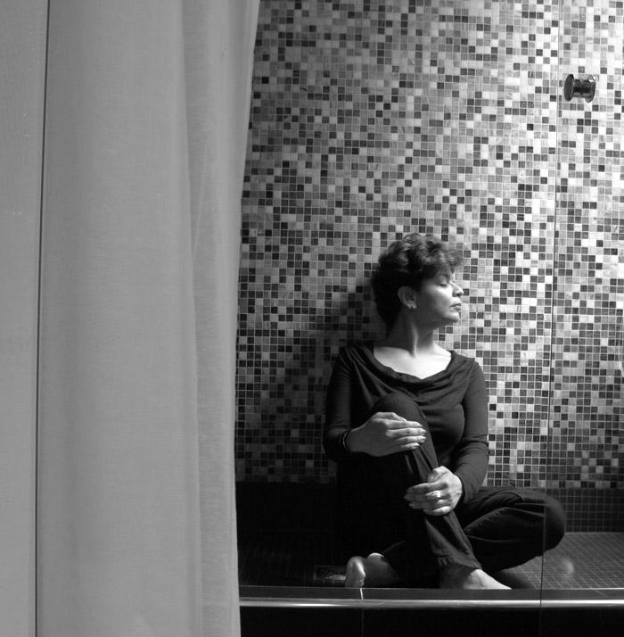 Self-Portrait in Paris, Cindy Malhotra 2012