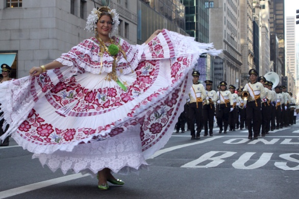 Hispanic Day Parade, 2015