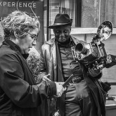 Louis Mendes, NYC Street Photographer0