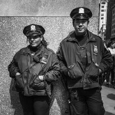 Officers Puello and Lee, NYPD